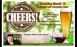 March 18 - Springfield Community Center