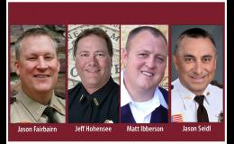 Brown County Sheriff Candidates