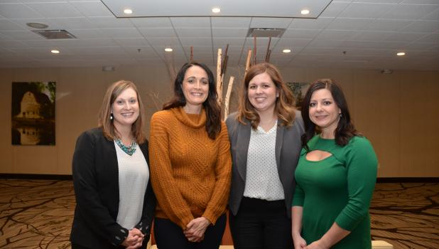 Allina Heath has hired community Nurse Practitioners, Christie Vogel, Valerie Folkens, Kristina Carlson and Ashley Schmitt to continue patient services in both Springfield and Lamberton.