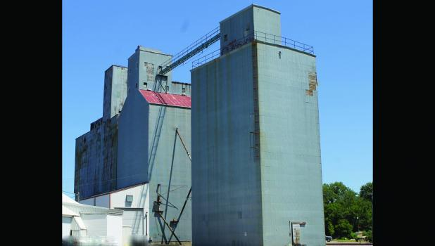 Old Springfield Farmers Elevators