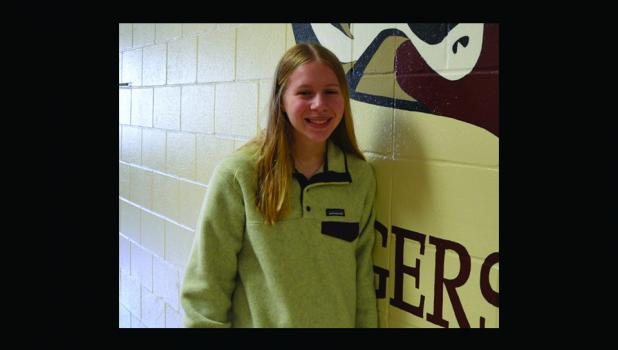 Ellie Tonn will represent Springfield as a National Geographic GeoBee State Competition Semifinalist.