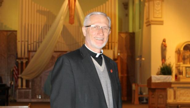 Father Phil Schotzko
