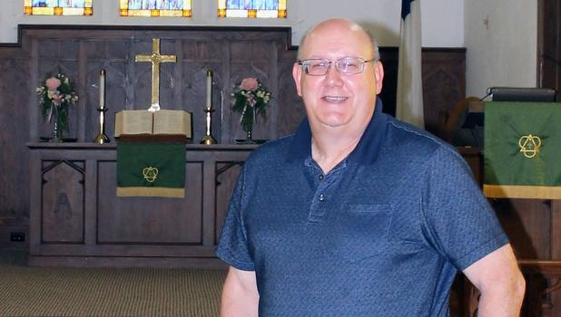 Pastor Rick Frederickson