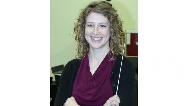 Lauren Generous Springfield Public Schools Instrumental Music Teacher is Teacher of the Year
