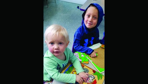St. John's Circle of Care GrandKids program