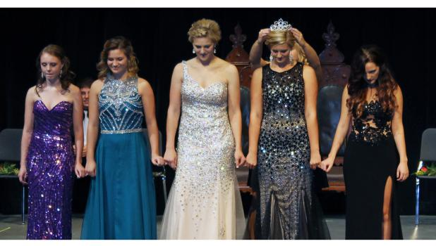 Crowning Moment!