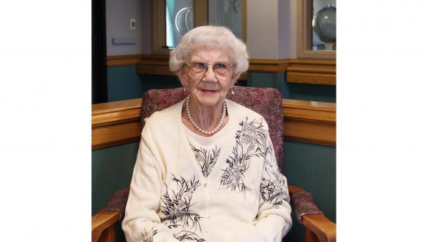 Sophia Hillesheim Kral celebrates 100 years