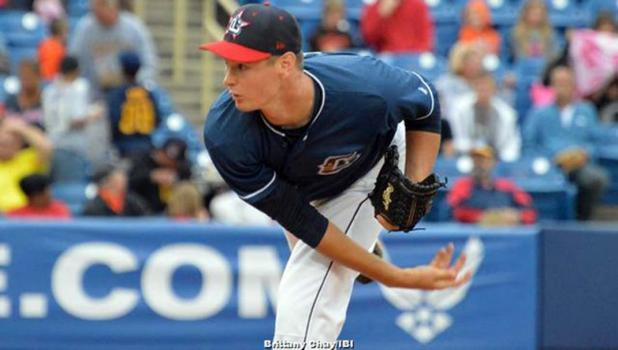 Jordan Milbrath named Pitcher of the Month for July