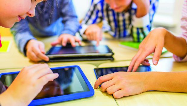Winter storms test technology, 'flexible learning days' at school