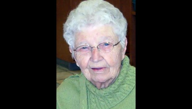 Ruth Schneider turns 100