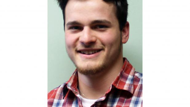 Cody Schwartz  A sophomore at South Dakota State University, Brookings, is participating in Prairie Repertory Theatre this summer.