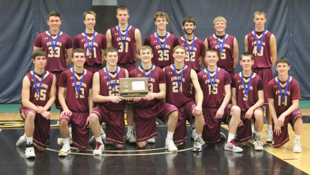 Top-seeded Tigers play again on Friday in Mankato against CM/C.