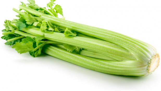 Celery is a great addition to casseroles and soups.