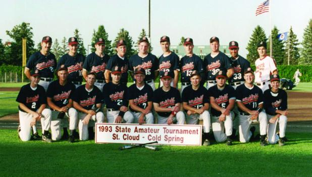 State Tournament winners in 1993.