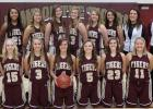 2014-2015 Springfield Tiger Girls Basketball Team