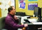 Springfield High School mathematics teacher and coach Jeff Briard, was named Springfield's 2020 Teacher of the Year