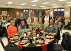 The Springfield Area Community Center was filled with beautifully decorated tables for 2017 Sparkle and Dine.